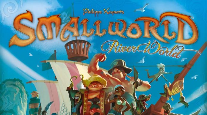 Logotipo de Small World River World
