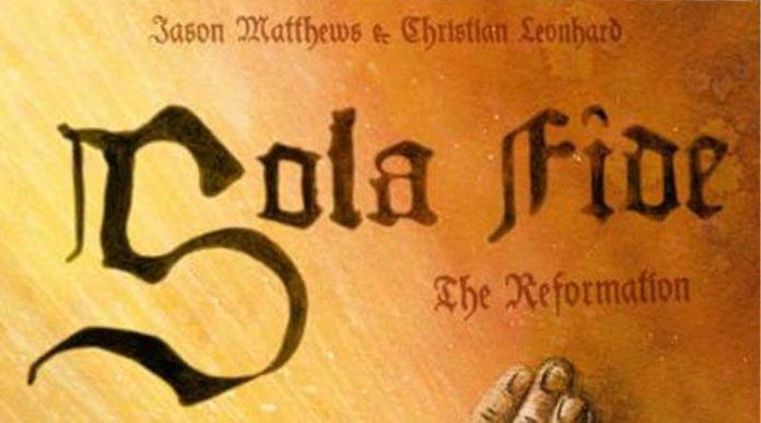 Logotipo de Sola Fide