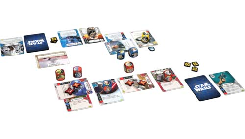 Partida de Star wars Destiny