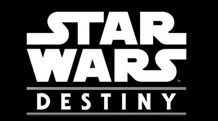 Logotipo de Star wars destiny