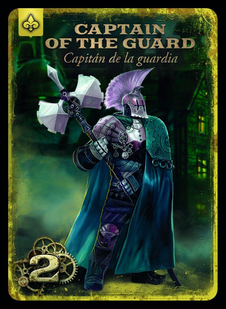 Arte del juego Covenant, El Pacto