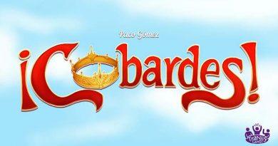 Logotipo de cobardes