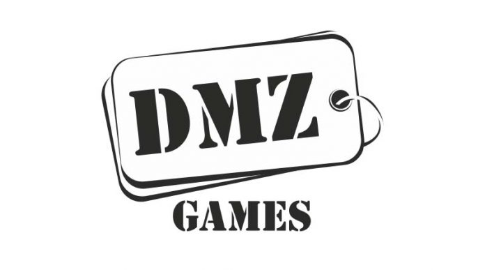 Logotipo de DMZ Games