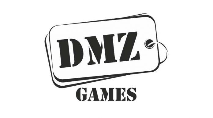 Logotipo de DMZ Games