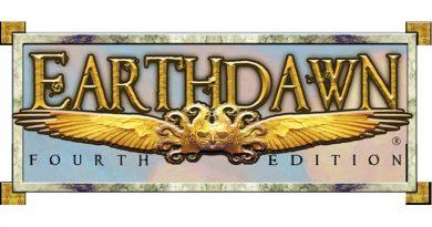 Logotipo de earthdawn