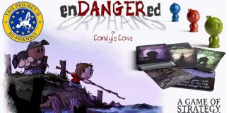Imagen de presentación de la campaña de de Endangered orphans