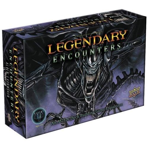 Portada de la expansión para Legendary Encounters Alien