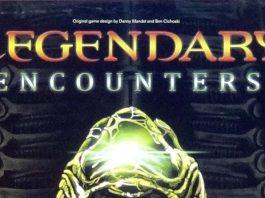 Logotipo de Legendary Encounters Alien