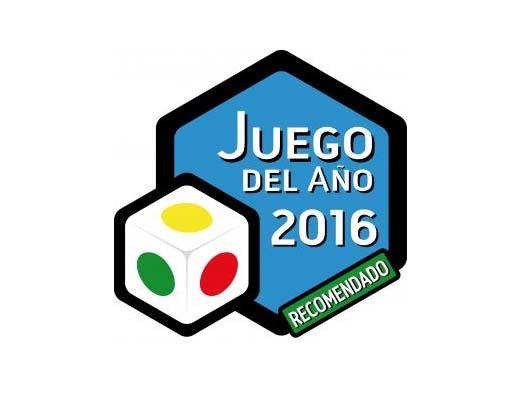 Logotipo de los juegos recomendados al JdA 2016