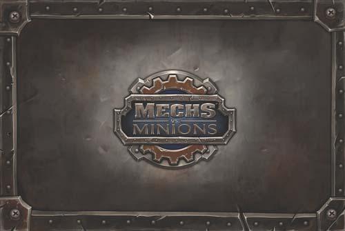 Portada de Mechs vs Minions