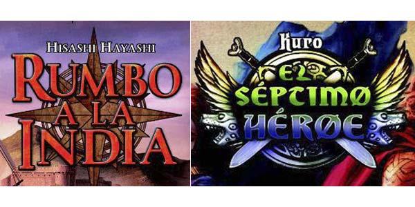 Logotipos de las novedades de septiembre de DMZ Games
