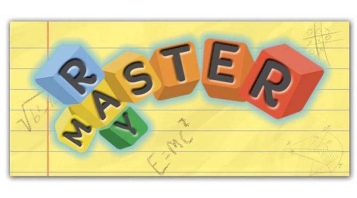 Logotipo de Ray master