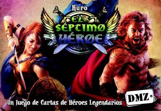 Portada del Séptimo Héroe de DMZ Games