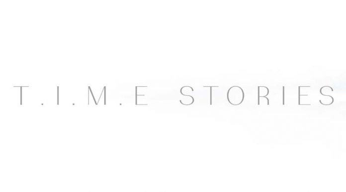 Logotipo de TIME Stories