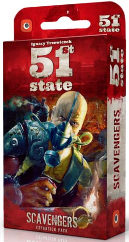 51st State Scavengers de Portal Games