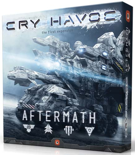 Cry Havoc Aftermath de Portal games