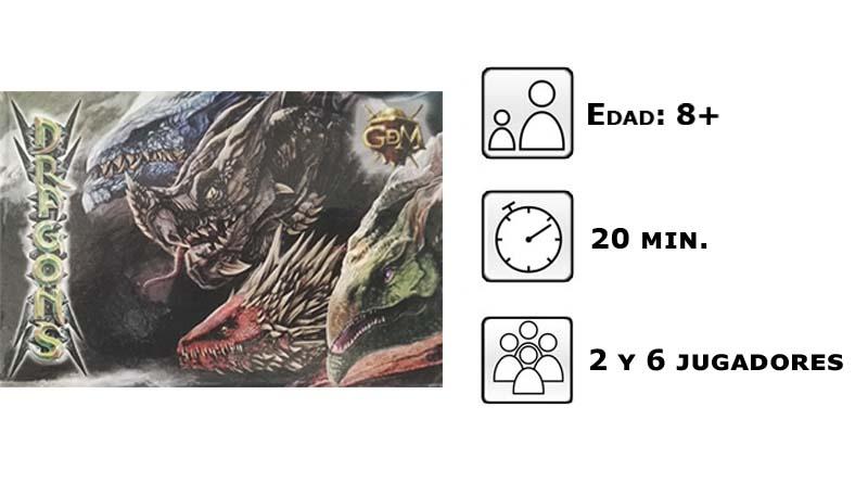 Datos del juego dragons
