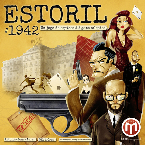 Portada de Estoril 1942