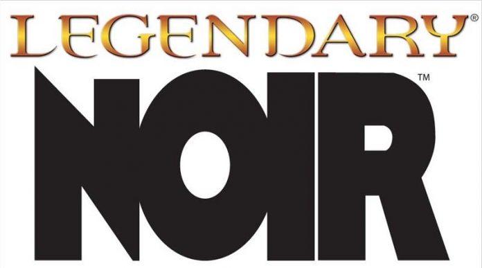 Logotipo de Legendary noir