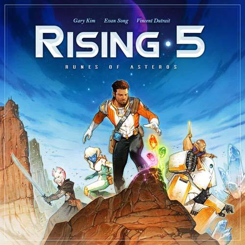 Portada de Rising 5
