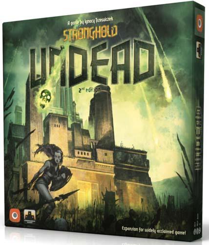 Stronghold Undead de Portal games