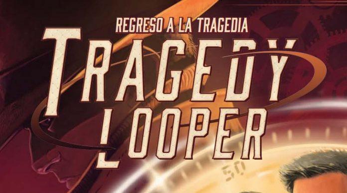 Logotipo de Tragedy looper