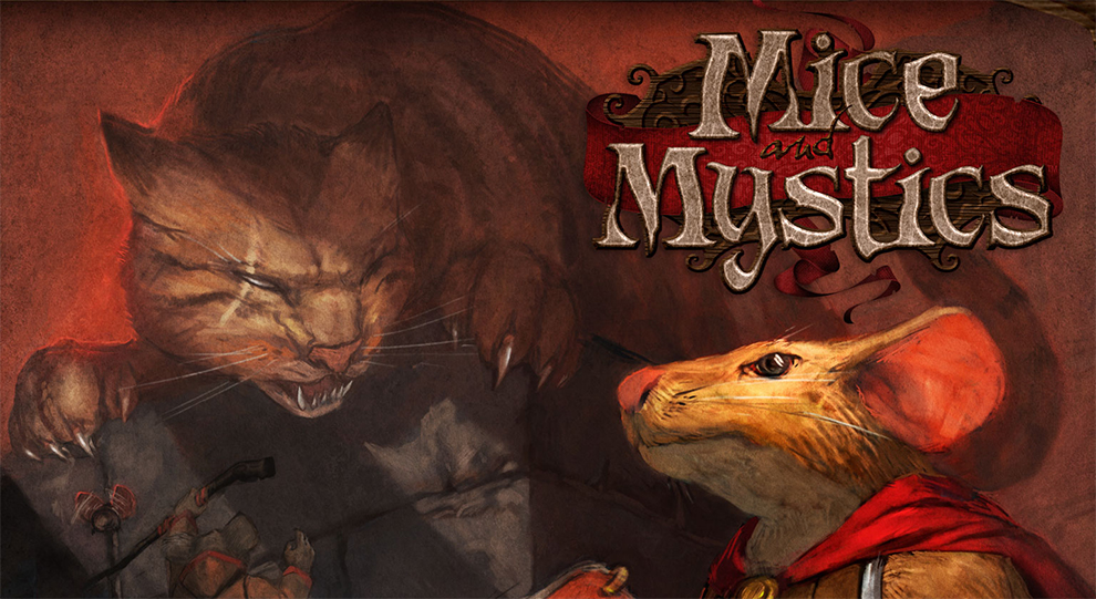 Juego Mice and Mystic