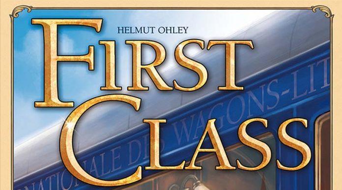 Logotipo de First Class: A Journey On The Orient Express