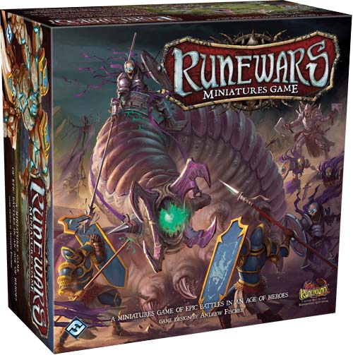 Portada de Runewars