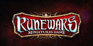 Logotipo de Runewars