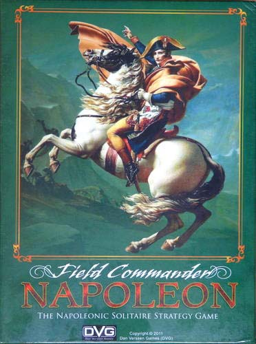 Portada del War Game Field Commander Napoleon