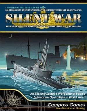 Portada del War Game Silent War