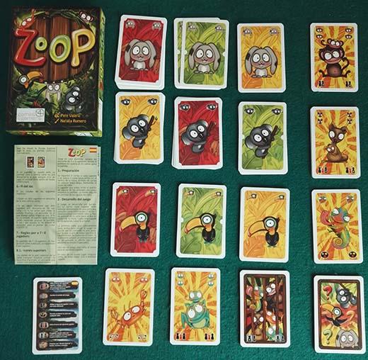 Componentes de Zoop