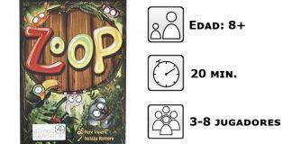 Datos del juego Zoop