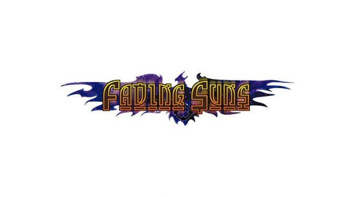 Logotipod e Fading Suns