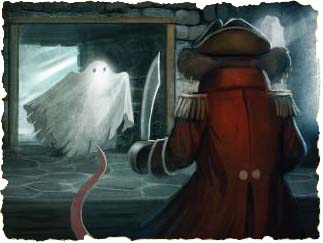 Mice and Mystics, el fantasma del castillo Andon