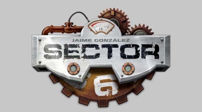 Logotipo de sector 6