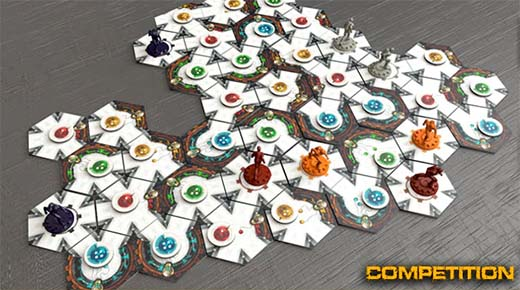 Fase de competición de Sector 6