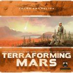 Portada de terraforming mars