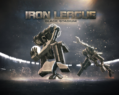 Portada de Iron League