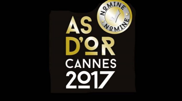 Logotipo de los nominados al as dor