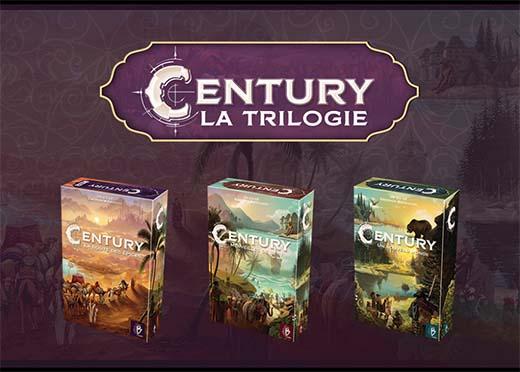 Trilogia Century de Plan B Games