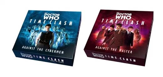 Expansiones de Doctor Who Time Class