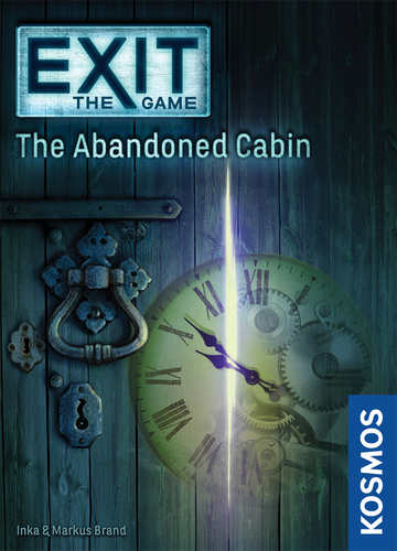 Portada del Escape Room The Abandoned Cabi