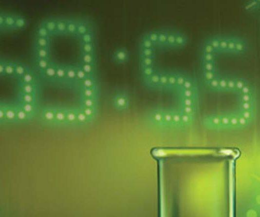Fragmento de la portada del juego de mesa escape room The Secret Lab