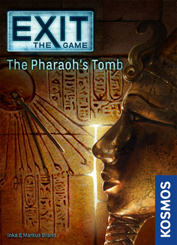 Portada del Escape Room The Pharaoh's Tomb