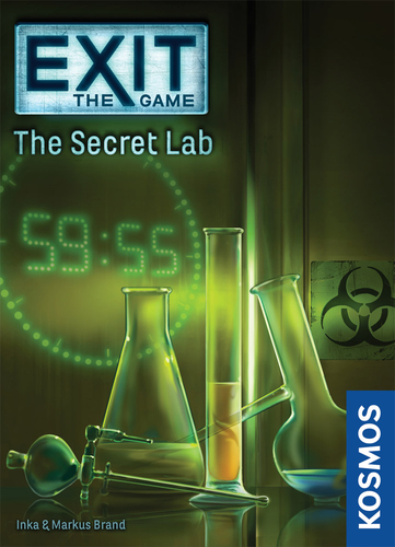 Portada del Escape Room The Secret Lab
