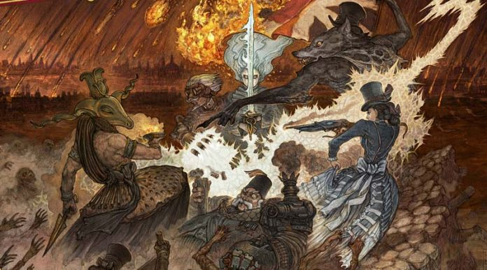 Arte de Rise of Moloch