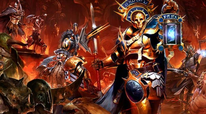 Ilustracion de Warhammer quest shadows over hammerhal