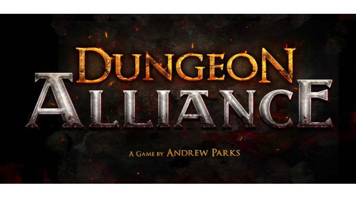 Logotipo de dungeon Alliance
